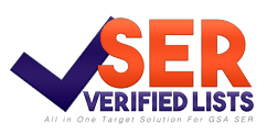SER Verified Lists logo